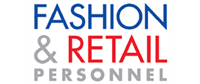 Fashion recruitment agency logo