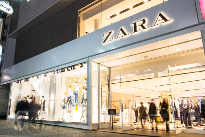 Zara S New Concept Store Opens In Westfield Stratford City