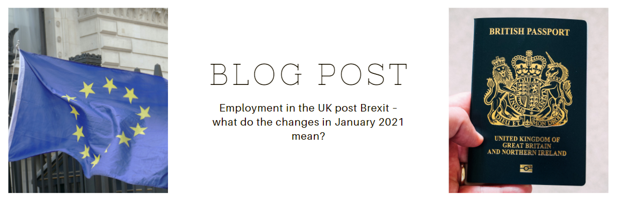 Employment in the UK post Brexit